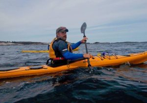 Adam Zita Sea Kayaking in The Maritimes